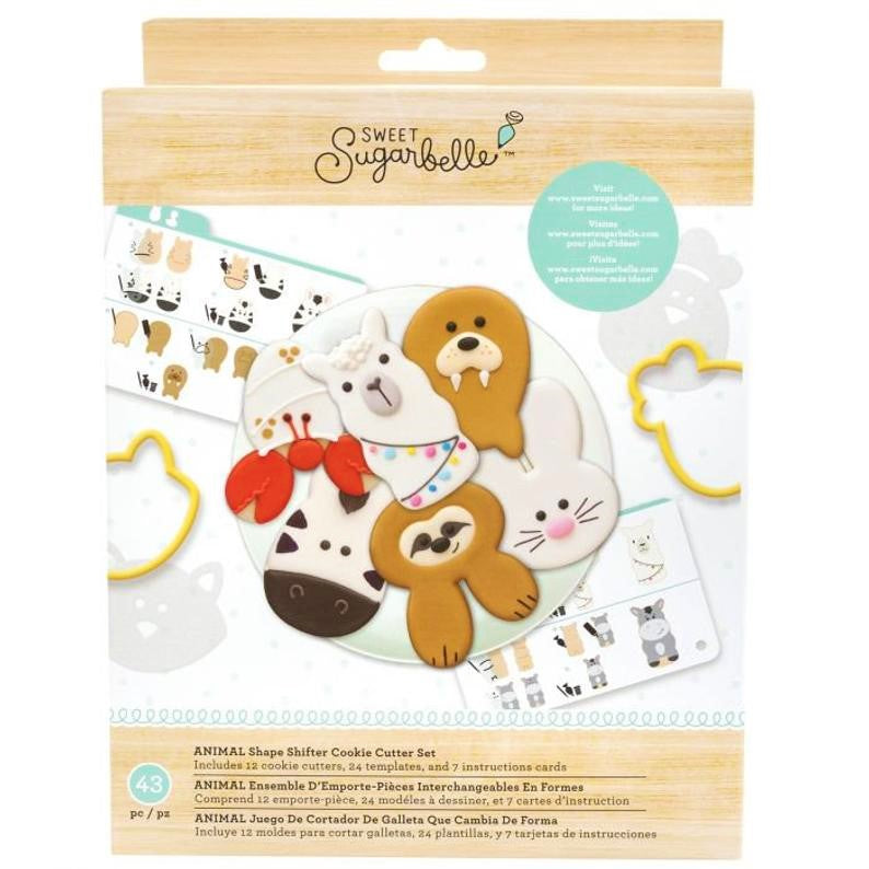 Animal Shape Shifters Set from Sugarbelle