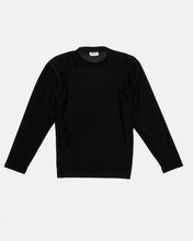 Load image into Gallery viewer, VELOUR MOCK NECK TOP