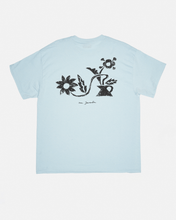 Load image into Gallery viewer, FLOWER DOODLE GRAPHIC TEE