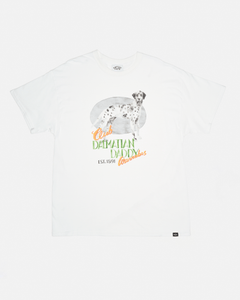 DALMATIAN DADDY GRAPHIC TSHIRT