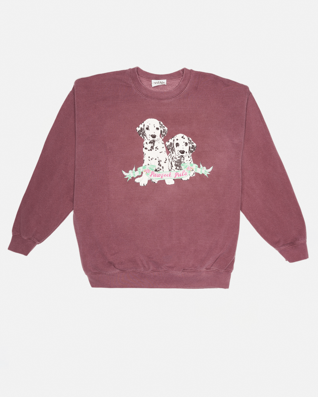 OD Sweat with Pawfect Pals Graphic