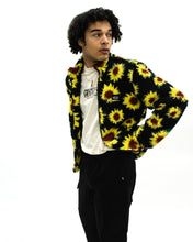 Load image into Gallery viewer, Sunflower Borg Zip Jacket