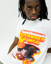 Load image into Gallery viewer, Clockwork Orange Graphic T-shirt White