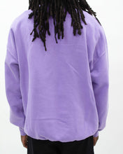 Load image into Gallery viewer, Overdye Vintage Supply Sweatshirt Lilac