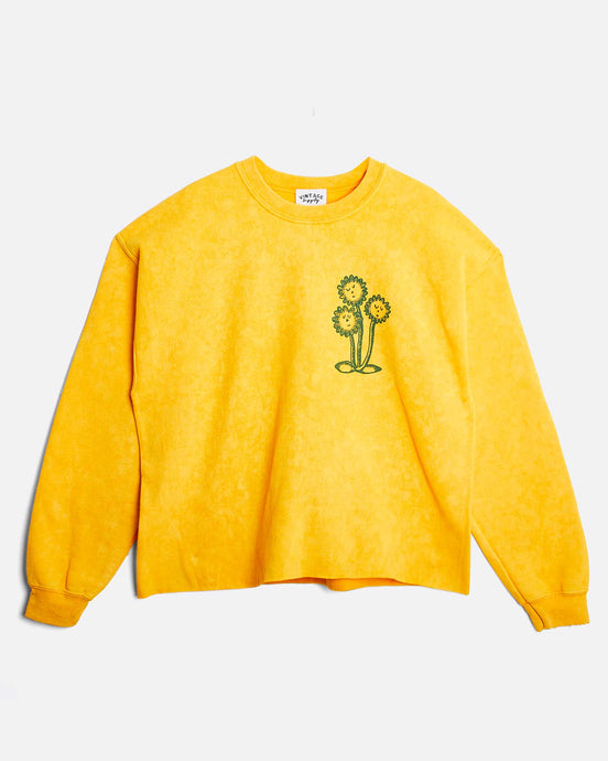 CROPPED COLUMBIA ROAD SWEATSHIRT