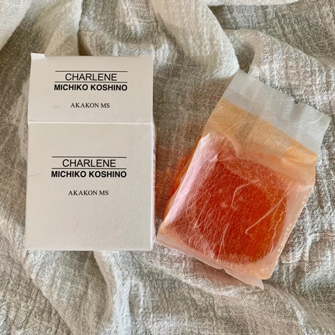 Charlene Michiko Koshino Akakon Soap Facial Wash