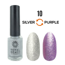 Load image into Gallery viewer, Royal Beach Color Change Nail (8ml) - JLN