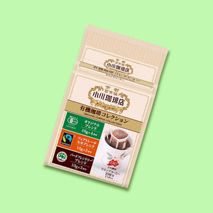 everything from JP - Organic Coffee Collection Drip Coffee 10 Cups - EFJ - Japan Premium Malaysia