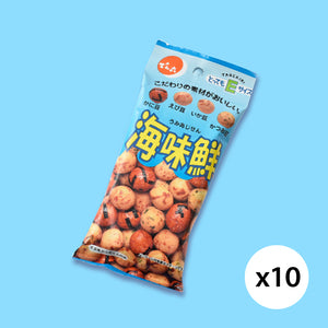 everything from JP - Mini-size Seafood Mix 10 packs - EFJ