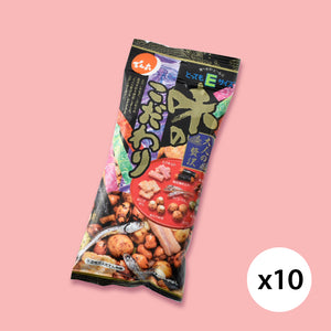 everything from JP - Mini-size Aji no Kodawari 10 packs - EFJ