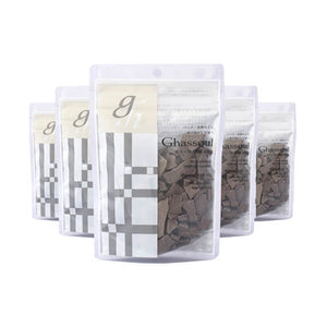 [Ready Stock] Naiad Ghassoul Beauty Natural Clay Pieces 粘土深层清洁面膜 (150g) - NID