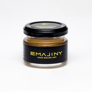 Hair color wax EMAJINY Sax Gold S46 36g - HRS