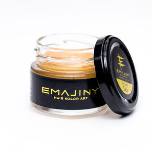 Hair color wax EMAJINY Sax Gold S46 36g - HRS - Japan Premium Malaysia