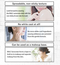 Load image into Gallery viewer, NALC - Sunscreen Perfect Waterproof Sunblock SPF 50+/ PA++++ UV Protect 防晒霜 超强防水高效持久抗UV (60 g) - GHD