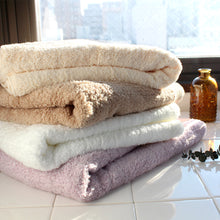 Load image into Gallery viewer, Imabari Towel Fluffy Rib Face Towel 2 set - MNK