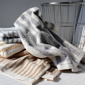 Hotel Style Towel Face Towel (stripe) 3 set - MNK
