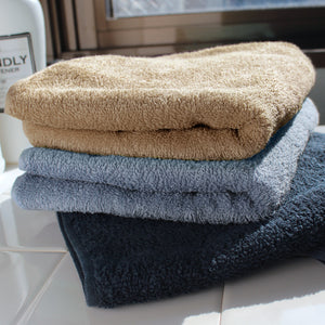 Hotel Style Towel Bacteria Control Standard Face Towel 3 set - MNK
