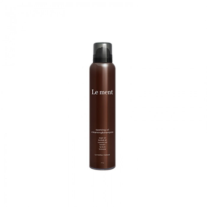 LE MENT SPARKLING OIL CLEANSING & SHAMPOO (200G) - MGC
