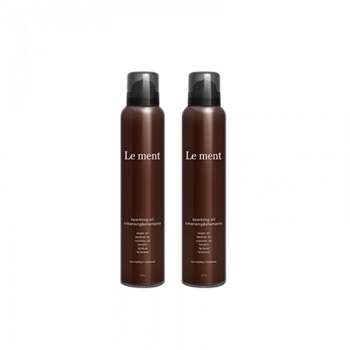 LE MENT SPARKLING OIL CLEANSING & SHAMPOO (200G) BUY 2 SPECIAL - MGC