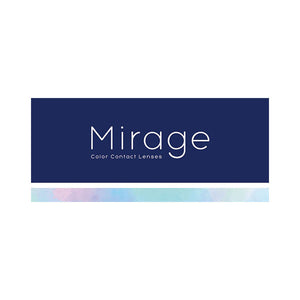 Mirage Choco Brown (1box with 2 lenses) - ARS