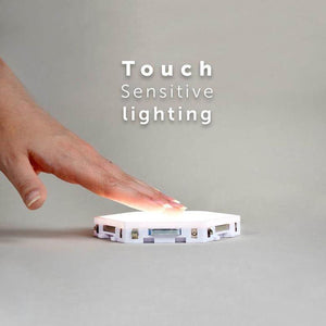 【Pre-order】New Modular and Hexagonal Touch Sensitive LED Lamp - GLB
