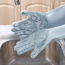Load image into Gallery viewer, 【Pre-order】Silicone Washing Gloves - GLB