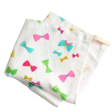 Load image into Gallery viewer, Gauze hand towel for girls. Pattern for girls x3, Sweets design pattern x3 - MNK