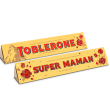 Load image into Gallery viewer, 360g Toblerone personalised for Mother's Day