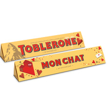 Charger l'image dans la galerie, Toblerone 360g with personalised heart sleeve