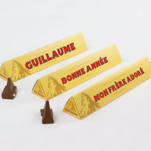 Load image into Gallery viewer, Toblerone 360g with classic personalisation