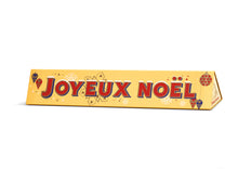 Load image into Gallery viewer, Limited Edition Joyeux Noël Toblerone