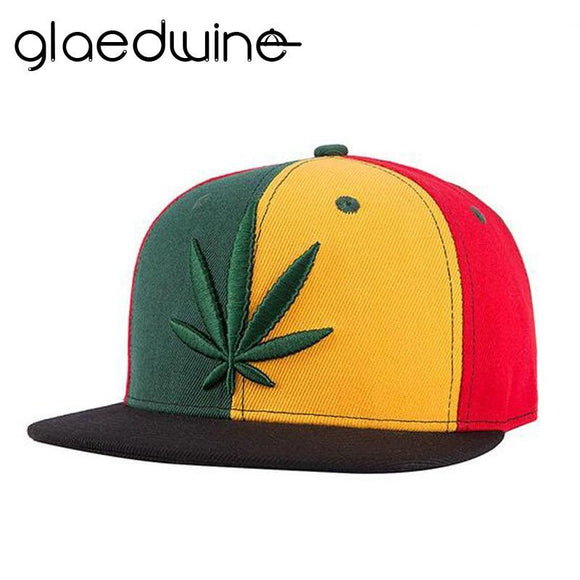 High Quality Adjustable WEED Ragge Snapback - Dope Clothes