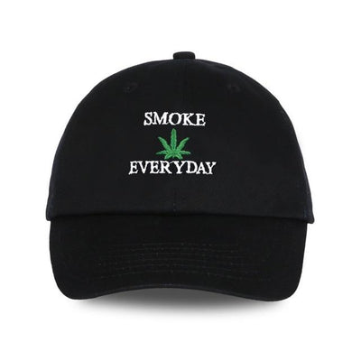 Go Green Eat Green Weed Vegan Hat - Dope Clothes