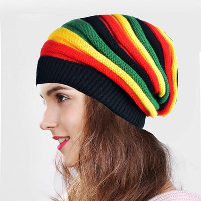 Winter Rasta Caps + Raggae Beanies - Dope Clothes