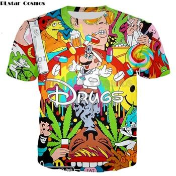 🌱👕 👖T; $14.08 vs $54.88 Free shipping Drugs & Weed Pop Culture T-Shirt