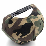 Camouflage Mens Marijuana Leaf Cap - Dope Clothes