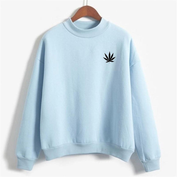 Weed Plant Pull Over Marijuana Cannabis Sweatshirts - Dope Clothes