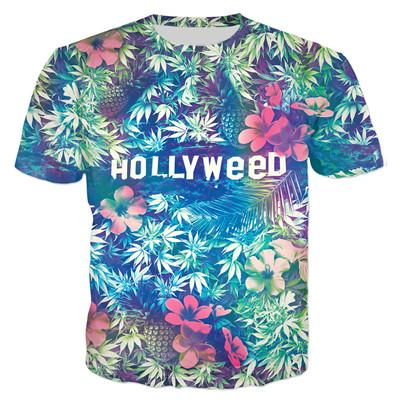 🌱👕 👖T; $12.38 vs $19.30 Cosmos High Fashion Cannabis T-Shirt