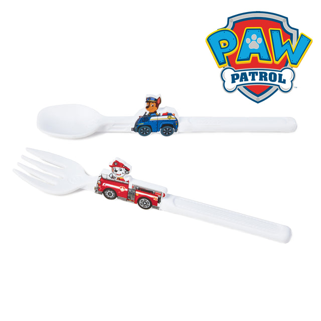 2-Piece PAW Patrol Themed Utensil Set