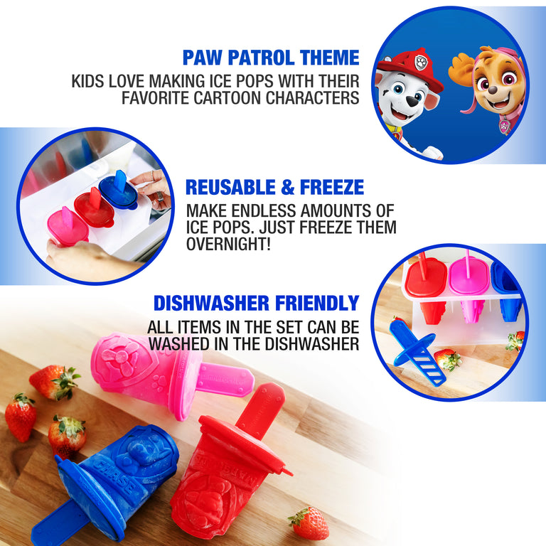 PAW PATROL THEMED PLAY POPS