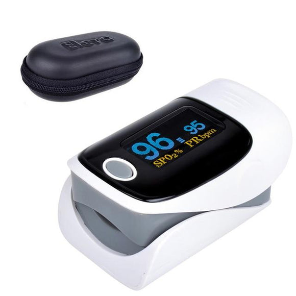 Super Easy To Use Finger Pulse Oximeter