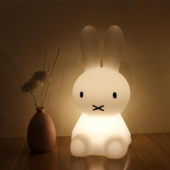 Led Rabbit Nightlight