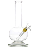 Smokin' Buddies Hexagon Base Bubble Beaker Water Pipe