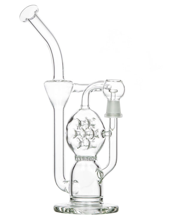 swisscycler honeycomb to swiss perc recycler