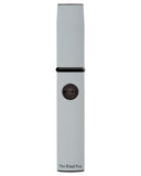 The Kind Pen V2.W Concentrate Vaporizer Kit - Gray in Standing Upright Position