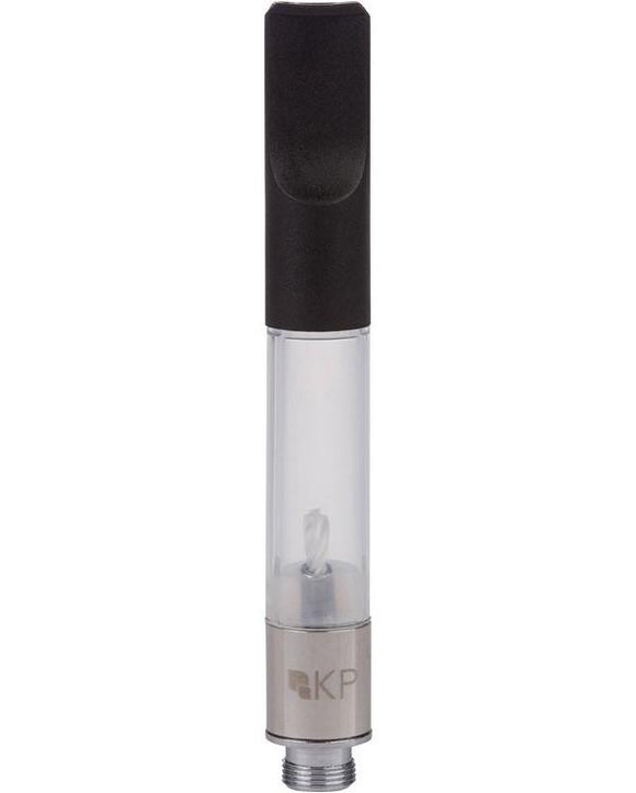 The Kind Pen Plastic Wick 510 Tank - View Standing Upright