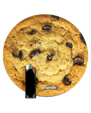 "8"" Rubber Dropmat Chocolate Chip"