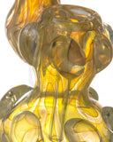 DankStop - Fumed Glass Sherlock Bubbler
