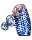 Pink Fumed Hammer Style Bubbler by DankStop