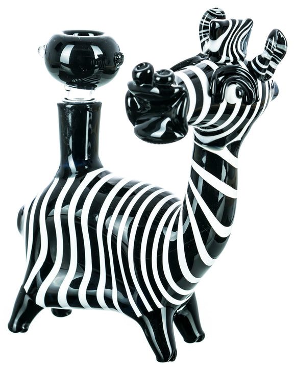 Smokin' Buddies Zak the Zebra Water Pipes